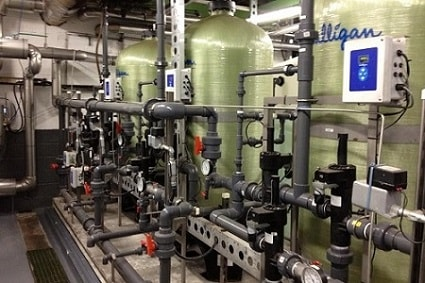 Completed Commercial And Industrial Water Treatment Projects